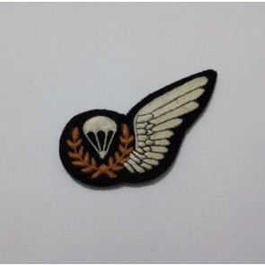 WW2 BRITISH RAF AIRCREW PARACHUTE TRAINING INSTRUCTOR BADGE