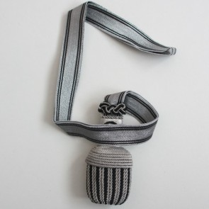 WW2 GERMAN ARMY NCO SS SWORD KNOT IN SILVER