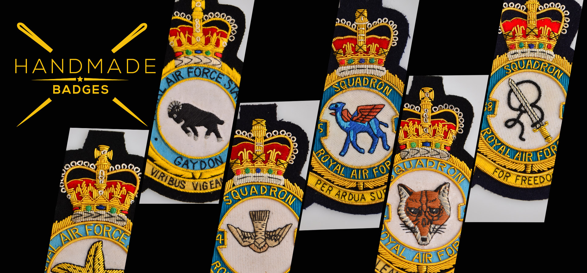 British Hand Made Badges